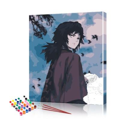 Картина по номерам Аниме #3 ArtSale размер 40х50 см