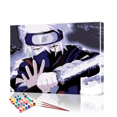 Картина по номерам Аниме PBN1045 ArtSale размер 40х50 см
